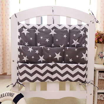 Baby Bedding Sets Cot Hanging Storage