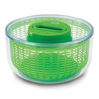 Zyliss Easy Spin Salad Spinner (Green)