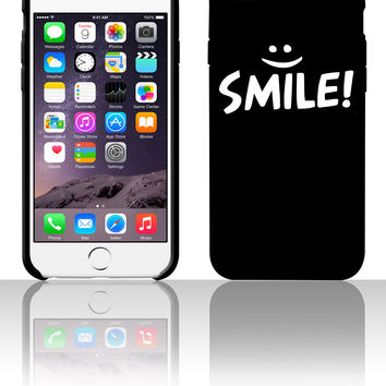 smile 5 5s 6 6plus phone cases