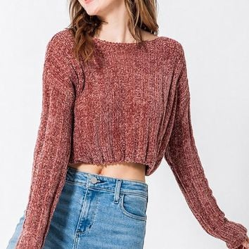 Fade Into You Sweater