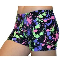 GemGear Splat Spandex Volleyball Shorts