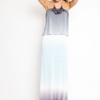 Young Fabulous & Broke Sydney maxi dress in ice ombre