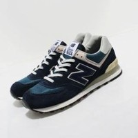 Buy  New Balance 574 Suede - Mens Fashion Online at Size?