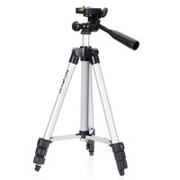 40'' inch 1M Compact Camera camcorder Tripod Stand for DSLR Canon Nikon Sony + Nylon Carrying Case with Shoulder Strap