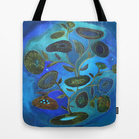 mystery Tote Bag by Marianna Tankelevich | Society6
