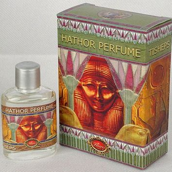 Hathor Tisheps Sexual Desire Recipe Egyptian Perfume - L-502