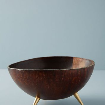 Booker Footed Bowl