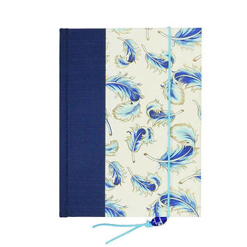 Address Book Medium Feathers