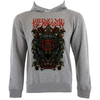 Bring Me The Horizon Arrows Bear hoodie – BMTH merch - band hoodie UK