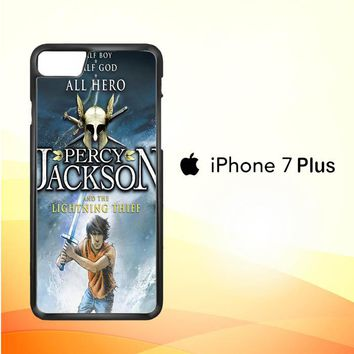 Percy Jackson and the Lightning Thief X0493 iPhone 7 Plus Case