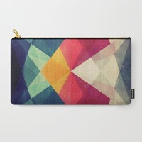 Meet me halfway Carry-All Pouch by VessDSign
