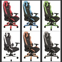 DXRACER IF11N Series 6 color office chair gaming chair comfortable chair xrocker