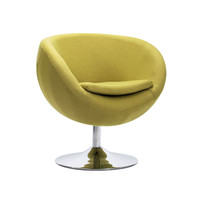 Pod Centric Chair in Pistachio
