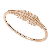 Stephen Webster Magnipheasant Diamond Bracelet in 18K Rose Gold