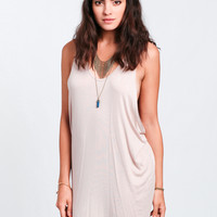 Spa Day Tank Dress