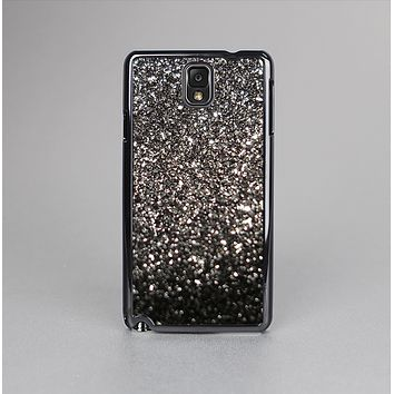 The Black Unfocused Sparkle Skin-Sert Case for the Samsung Galaxy Note 3