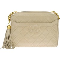 Chanel Vintage Small Quilted Bag - Sbaiz - Farfetch.com