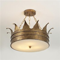 Crown Ceiling Light - Shades of Light
