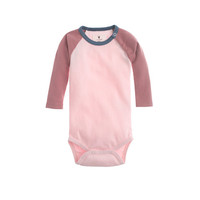 crewcuts Baby Long-Sleeve One-Piece In Colorblock
