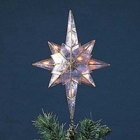 Kurt Adler Star of Bethlehem Holiday Tree Topper