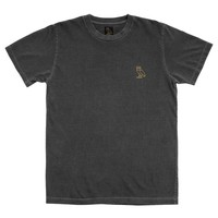 DISTRESSED OWL SHORTSLEEVE T-SHIRT   October's Very Own