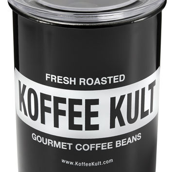 Koffee Kult Coffee Storage Canister