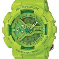 G-Shock Ana-Digi Watch, 46mm x 41mm - Neon Green