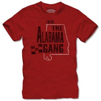 NASCAR Classics The Alabama Gang T-Shirt - Red