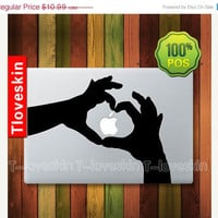 Discount Decal for Macbook Pro, Air or Ipad Stickers Macbook Decals Apple Decal for Macbook Pro / Macbook Air 17520