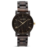 The Curtis Gold | Wood Watch