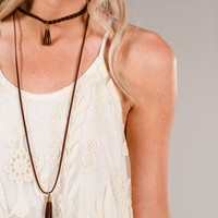 The Western Way Necklace