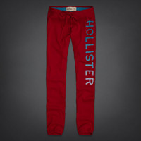 Hollister Skinny Banded Sweatpants