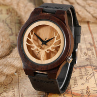 Men Wooden Watches