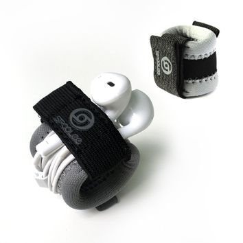 Grey Headphone Organizer
