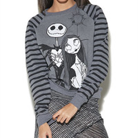 Nightmare Before Xmas Sweatshirt | Wet Seal