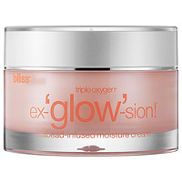 Bliss Triple Oxygen® Ex-'glow'-sion! Vitabead-Infused Moisture Cream (1.7 oz)