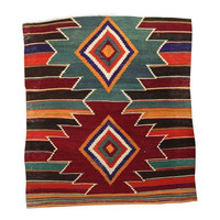 Kilim Rug Turkish Handmade Antalya - 3' x 3'2""