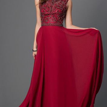 Dresses, Formal, Prom Dresses, Evening Wear: PO-7332