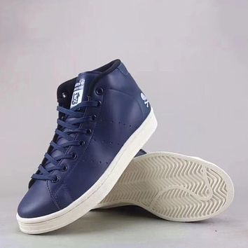 Trendsetter Official Mid 80s Undftd X Adidas  Fashion Casual  High-Top Old Skool Shoes
