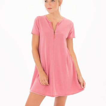 The Zip-Up Tempo Dress