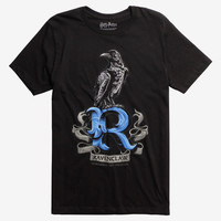 Harry Potter Ravenclaw R Logo T-Shirt