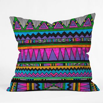 Kris Tate Cotzal 2 Throw Pillow