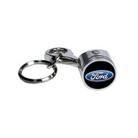 Ford Piston Keychain