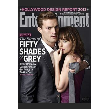 Fifty Shades Of Grey Movie poster 11inx17in Poster