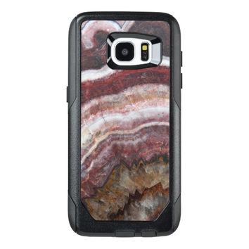 Red Banded Agate OtterBox Samsung Galaxy S7 Edge Case