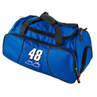 Jimmie Johnson NASCAR Athletic Duffel Bag