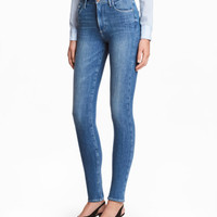 H&M 360° Shaping Skinny High Jeans $49.99