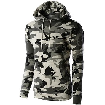 PREMIUM Mens Heavyweight Boxy Fit Fleece Hoodie Sweatshirt