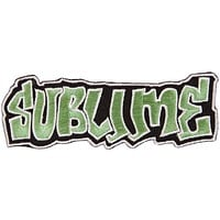 Sublime - Graffitti Logo Patch