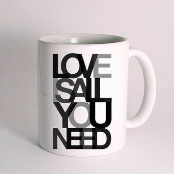 Love Is All You Need for Mug Design